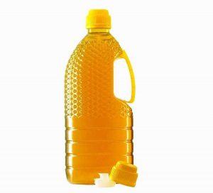 بطری روغن کنجد و زیتون
