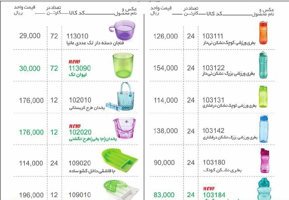 نمایندگی فروش محصولات پلاستیکی